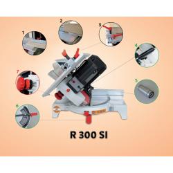 TRONCATRICE PEGIC R300SI